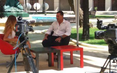 Entrevista en Huelva TV. Emprendimiento