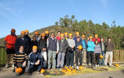 Outdoor Training Gabitel Ingenieros