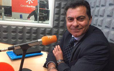 Entrevista en Canal Sur Radio. Empleo y Autoempleo.