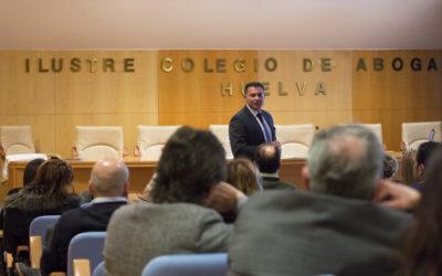 Conferencia Ilustre Colegio de Abogados de Huelva