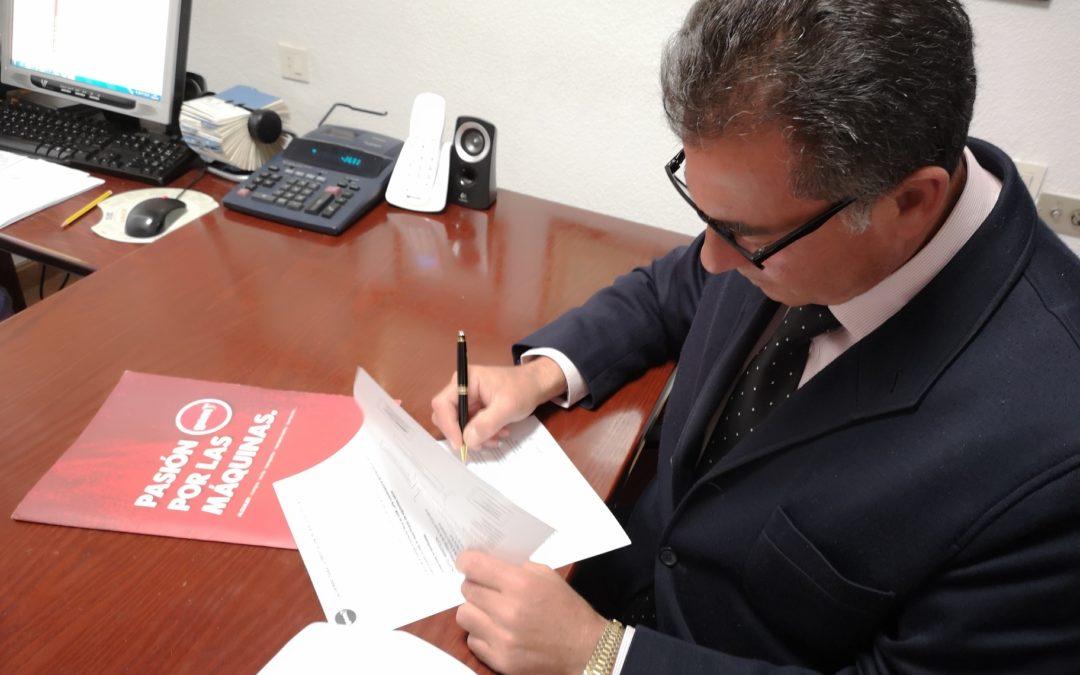 Acuerdo de Colaboración formativa con la multinacional GAM